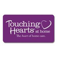 Touching Hearts At Home logo