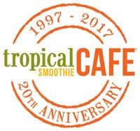 Tropical Smoothie Cafe franchise