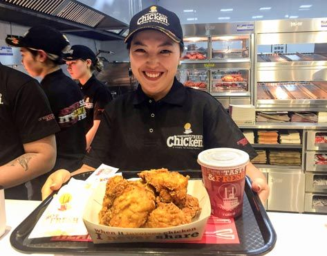 Southern Fried Chicken franchise opportunities