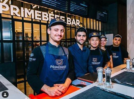 PRIMEBEEF BAR franchise fee