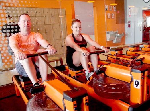 Orangetheory Fitness franchise cost