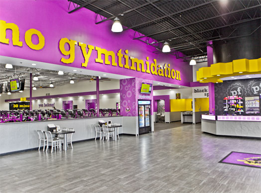 Planet Fitness Gym franchise for sale