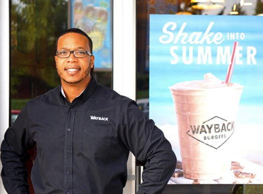 Wayback Burgers Franchise Opportunities