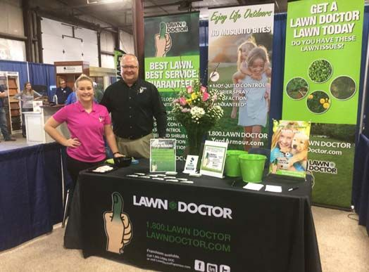 Lawn Doctor Franchise Opportunities