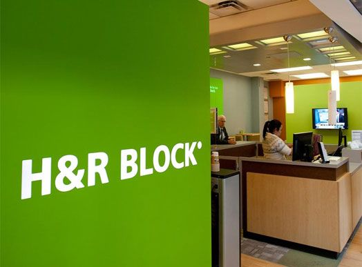 H&R Block franchise for sale