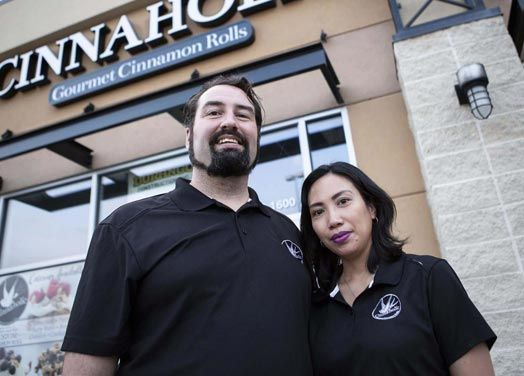 Cinnaholic Franchise Opportunities