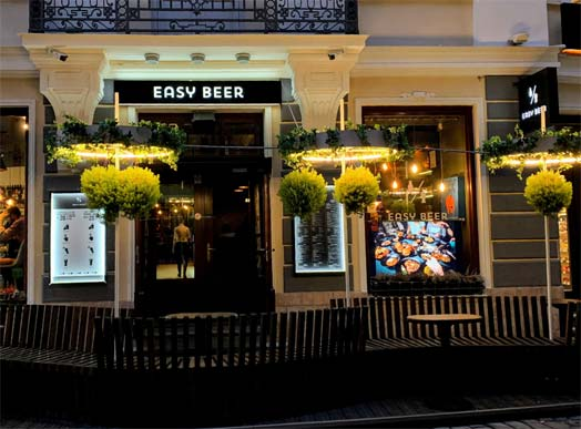 Easy Wine - Easy Beer franchise opportunities