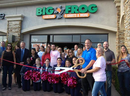 Big Frog Franchise Opportunities