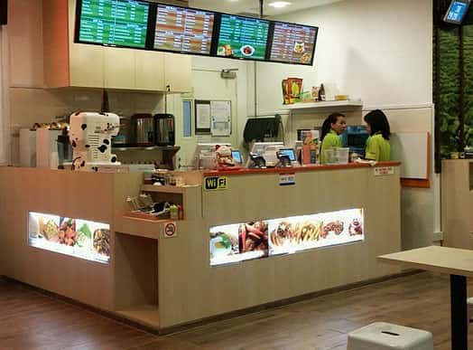 fastest growing franchise - Tea Valley 茶食坊