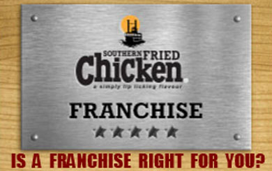 SFC: Is A Franchise Right For You?