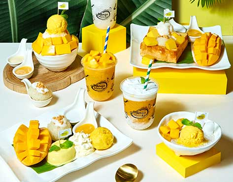 Mango Mania franchise opportunities