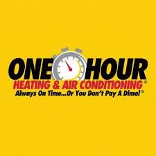 One Hour Heating & Air Conditioning logo