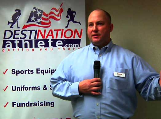 Destination Athlete Franchise Opportunities