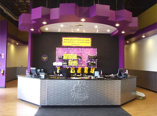 Planet Fitness franchise to open a gym