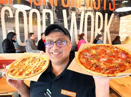 Blaze Pizza Franchise Opportunities