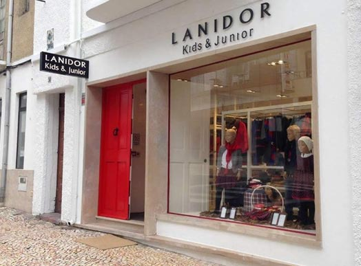 Lanidor Kids and Junior Franchise Opportunities