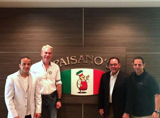 Paisano's Pizza Franchise Opportunities