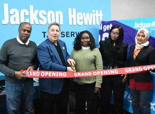 Jackson Hewitt Franchise Opportunities