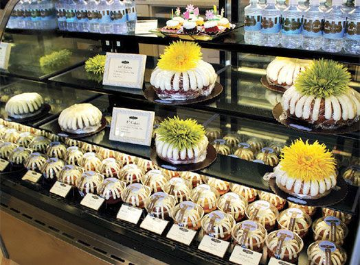 nothing bundt cakes franchise opportunities