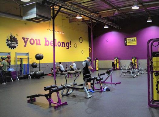 Planet Fitness franchise for sale