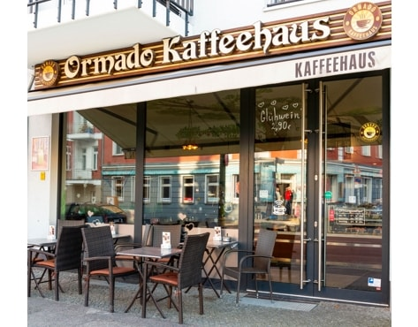 Ormado Kaffeehaus franchise fee