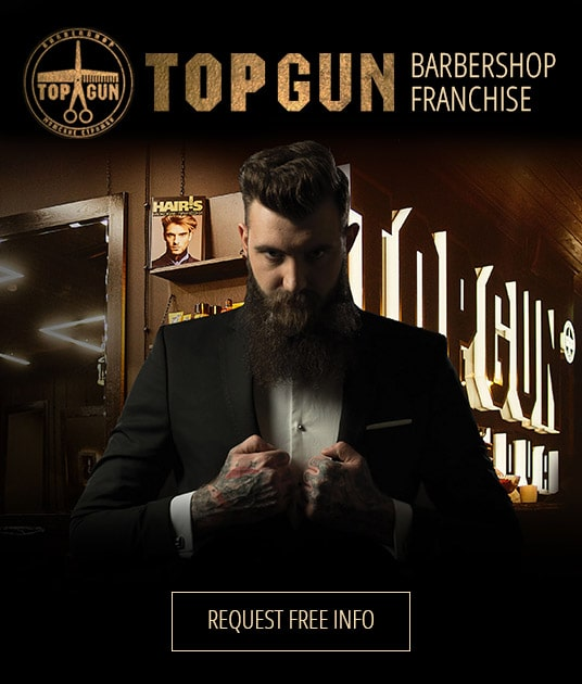TOPGUN Barbershop Franchise