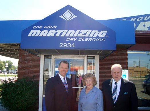 Martinizing Dry Cleaning Franchise Opportunities