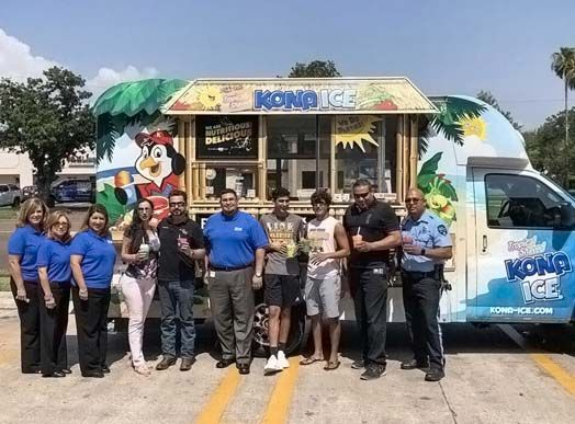 Kona Ice franchise for sale