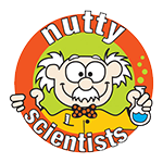 Nutty Scientists logo