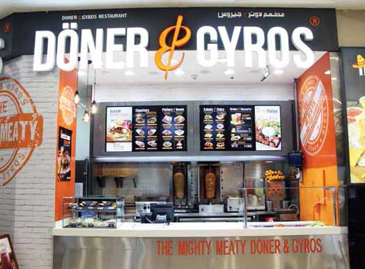 Döner & Gyros franchise opportunities