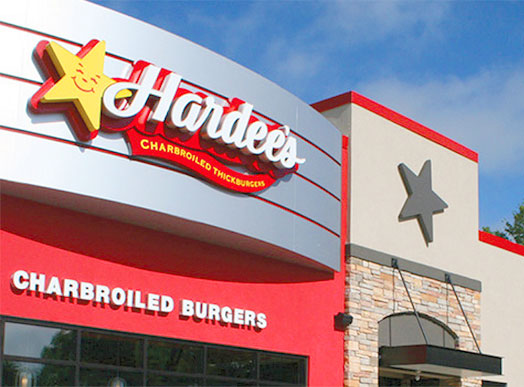 Hardee's franchise for sale