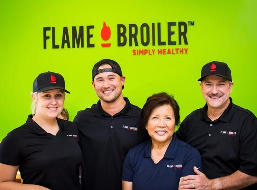 The Flame Broiler Franchise Opportunities
