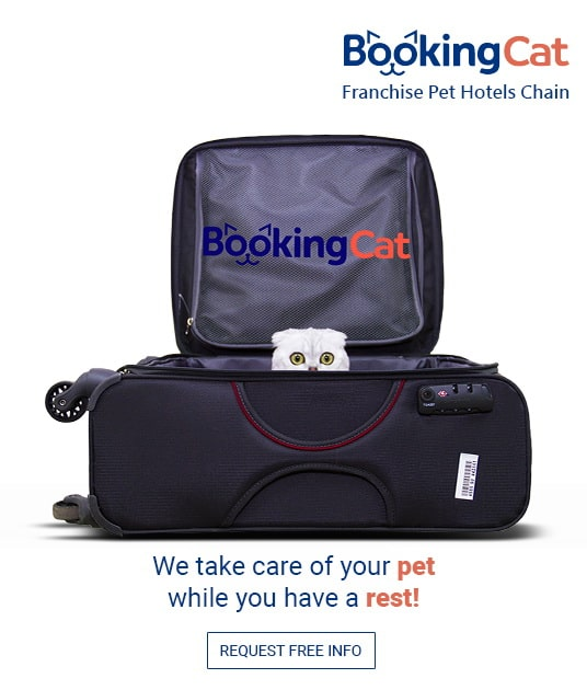 BookingCat franchise