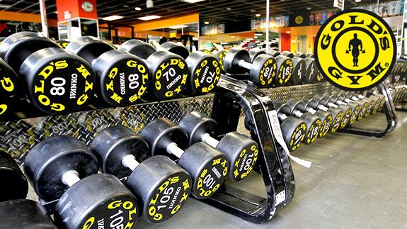 Gold Gym franchise