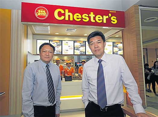 Chester`s Franchise Opportunities