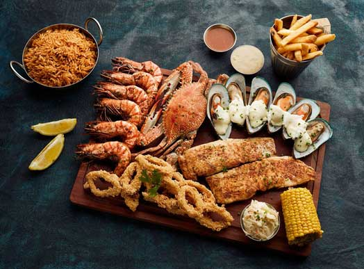 open a Urban Seafood franchise