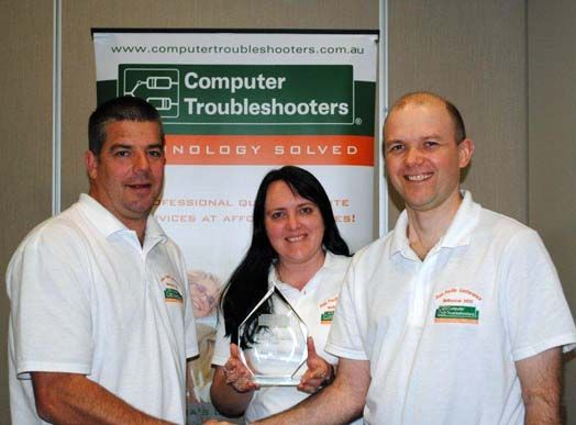 Computer Troubleshooters Franchise Opportunities
