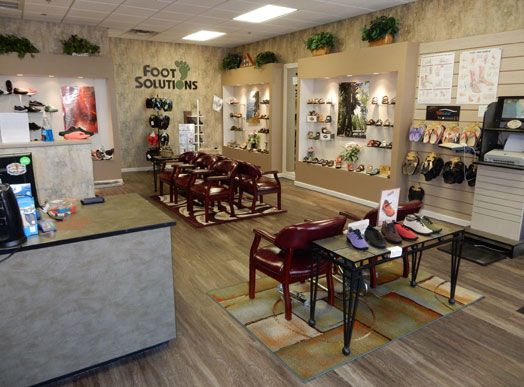Foot Solutions Franchise Opportunities