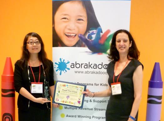 Abrakadoodle Franchise Opportunities