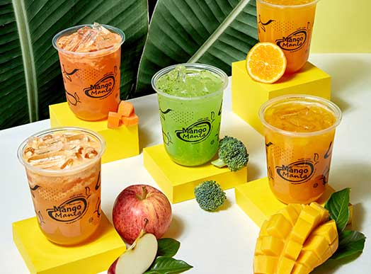 best franchise to invest in - Mango Mania Franchise