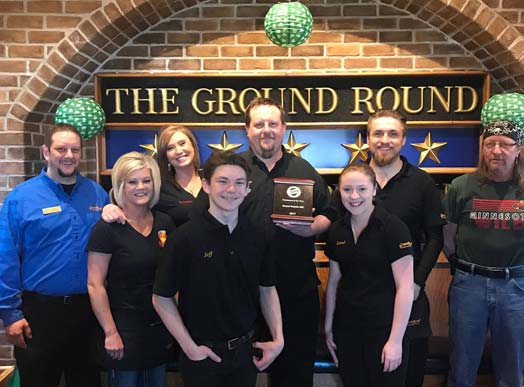 Ground Round Grill & Bar Franchise Opportunities