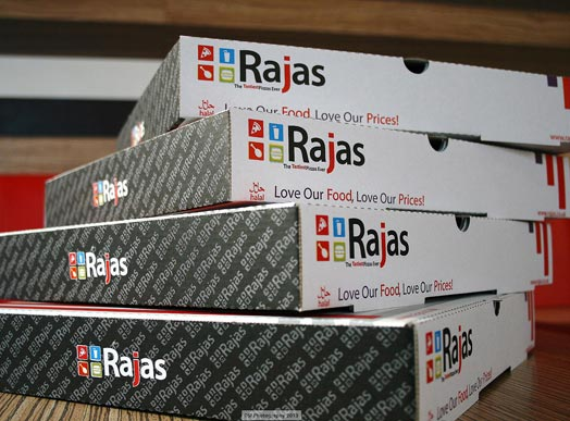 Rajas Franchise Opportunities