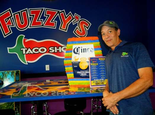 Fuzzy's Taco Shop franchise for sale