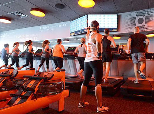 Orangetheory Fitness franchise opportunities