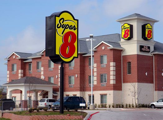 Super 8 franchise for sale