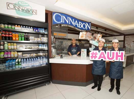 Cinnabon franchise opportunities for sale