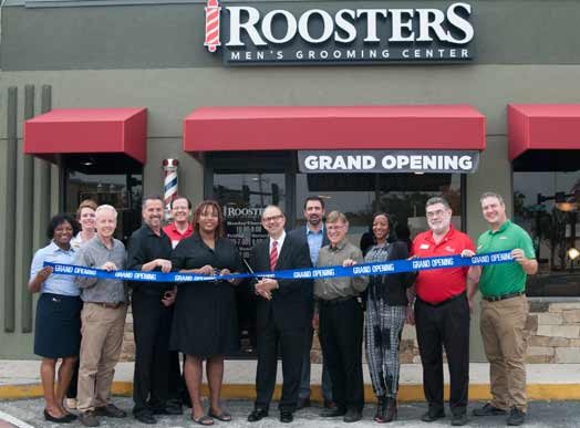 Roosters Barber Shop Franchise Opportunities