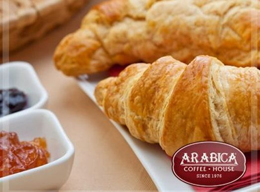 how to get Arabica Coffee House franchise