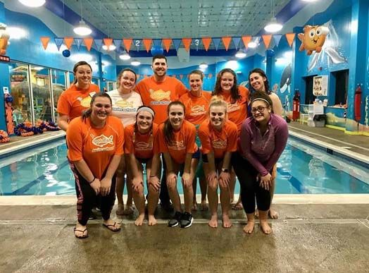 Goldfish Swim School franchise opportunities for sale
