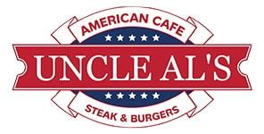 Uncle Als American Cafe logo